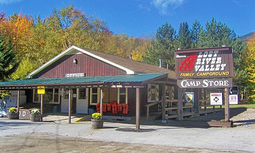 Lost River Valley Campground Store & Office
