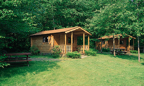 Lost river valley campground directions attractions for Cabin camping new hampshire