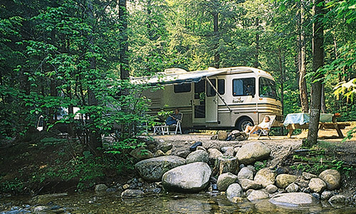Welcome To Lost River Valley The Campground Of Your Dreams In New Hampshires White Mountains